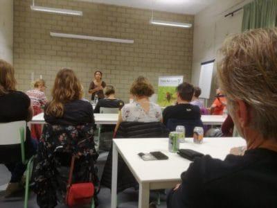 Praatgroep Kortrijk - Time for Lyme